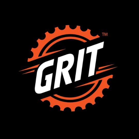 Grit - Always Reaching Further Logo