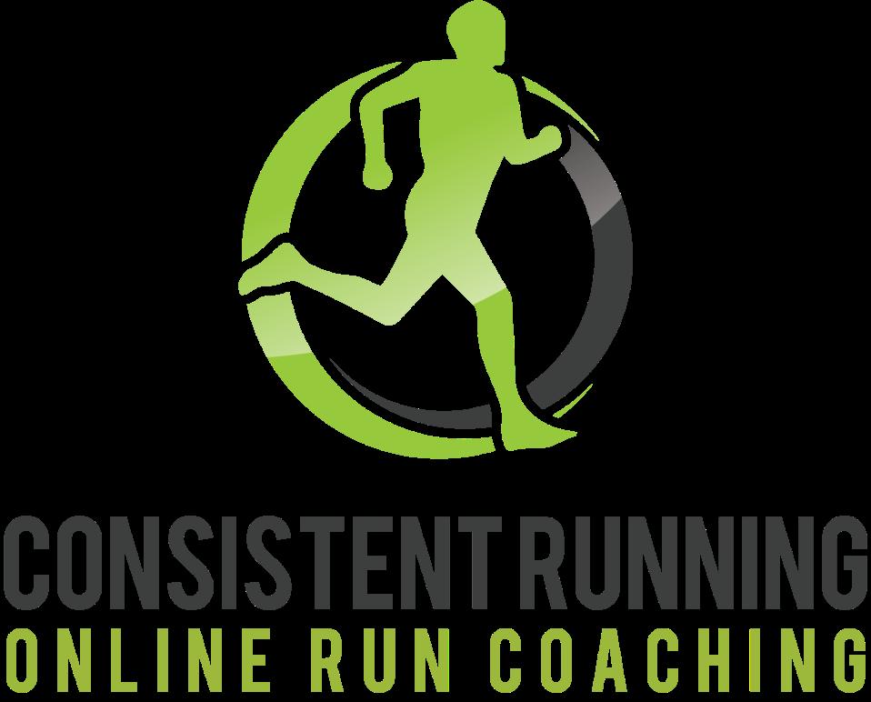 Consistent Running Logo