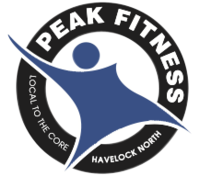 Peak Fitness and Health Logo