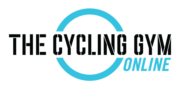 The Cycling Gym Online Logo
