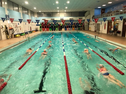 Pool Swimming Training & Coaching in the Heart of Yorkshire