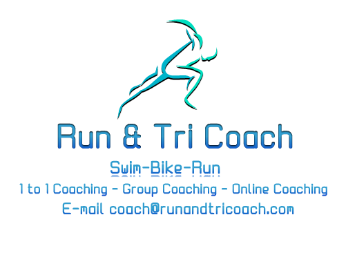 Run and tri coach Logo