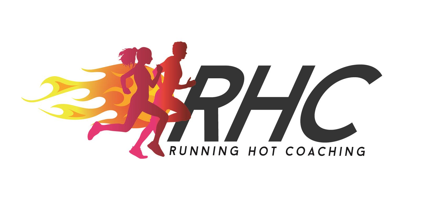 Running Hot Coaching Logo