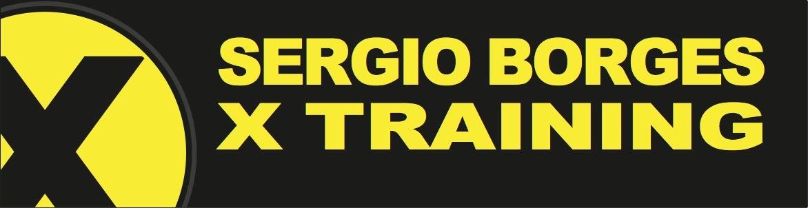 Sergio Borges X Training Logo