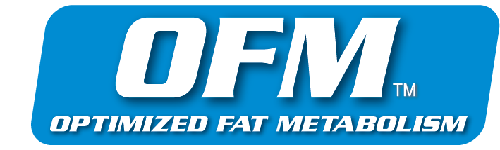 OFM: Optimized Fat Metabolism Logo