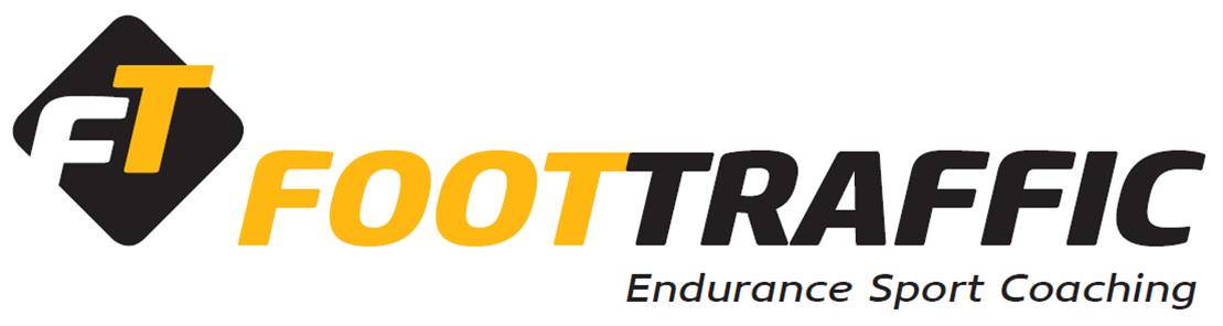 Foot Traffic Endurance Sport Coaching Logo
