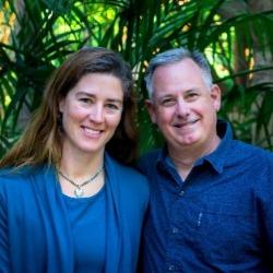 Rachel and Philip Casanta