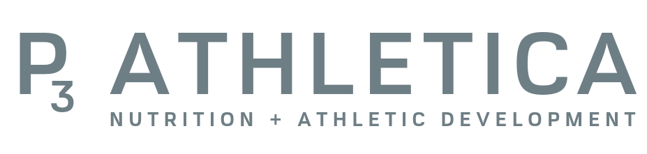 P3 ATHLETICA Logo