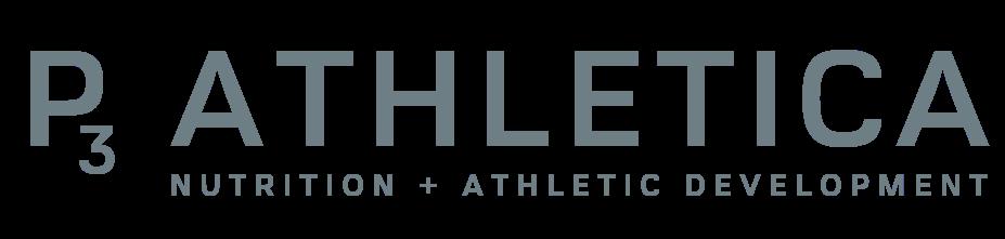 P3 ATHLETICA Logo