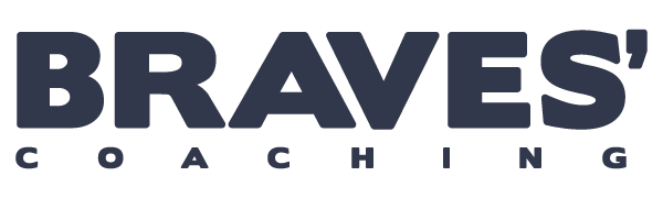 BRAVES' COACHING Logo