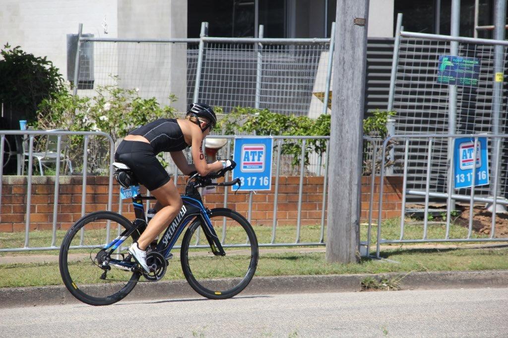 Megs bike
