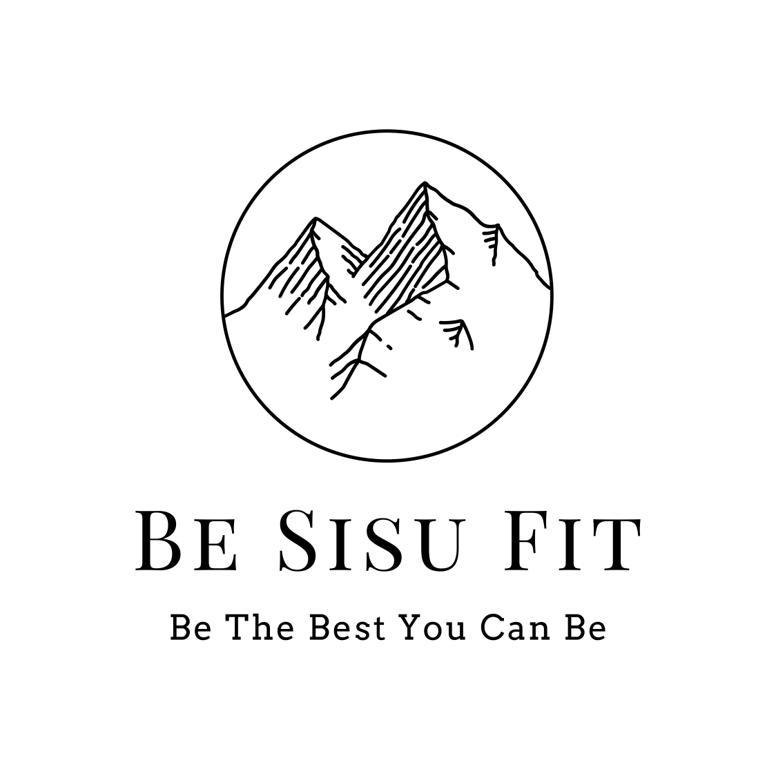 Be Sisu Fit Logo