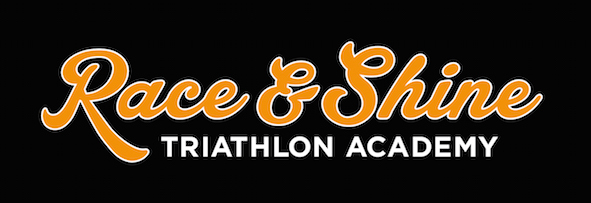 Race & Shine Triathlon Academy Logo