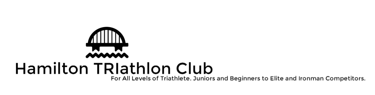 Hamilton Triathlon Club New Zealand Logo