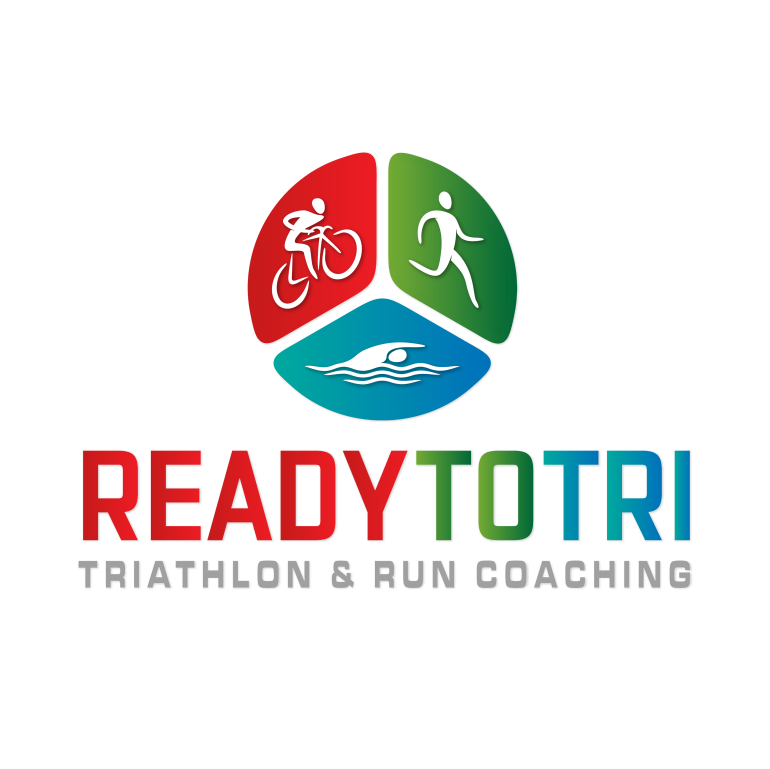 ReadyToTri Triathlon Coaching Logo