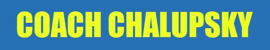 Coach Chalupksy  Logo