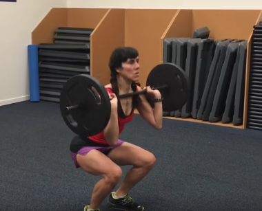 Thrusters - Weight Training